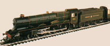 King Class Locomotive - King George V