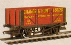 Chance & Hunt Open Wagon