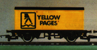 Yellow Pages Van (Long Wheelbase)