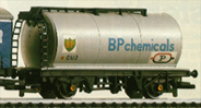 B.P. Chemicals Tank Wagon