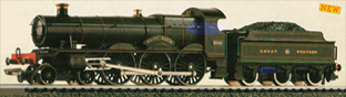 Saint Class Locomotive - Saint David