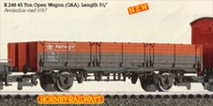 45 Ton Open Wagon (OAA)