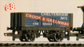 Crook & Greenway Open Wagon