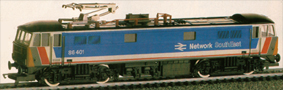 Class 86 Bo-Bo Electric Locomotive