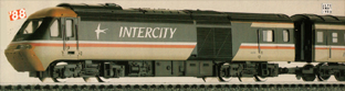 B.R. Class 253 Inter-City 125 Train Pack