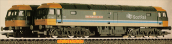 Class 47 Co-Co Locomotives - Greyfriars Bobby & The Duke Of Edinburghs Award
