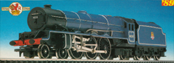 Princess Class Locomotive - Lady Patricia