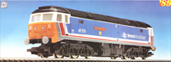 Class 47 Co-Co Diesel Locomotive - James Nightall G.C.