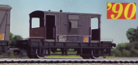 20 Ton Brake Van (CAR)