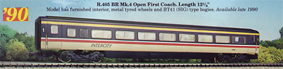 B.R. Mk.4 Open First Coach (FO)