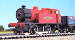 0-4-0T Industrial Locomotive - King George V