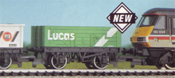 Lucas Open Wagon