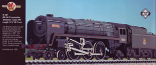 Hornby Railways Collector Guide - Model - Class 7MT
