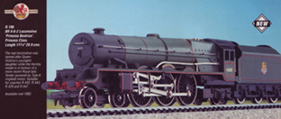 Princess Class Locomotive - Princess Beatrice