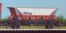 Wagon Loads for Hornby 24 ton Hopper Wagon Coal F1 Parkside PA20C