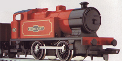 0-4-0T Industrial Locomotive - Queen Mary