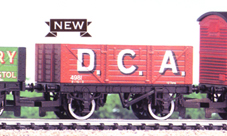 DCA Open Wagon