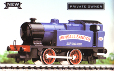 Hensall Sand Co 0-4-0T Locomotive
