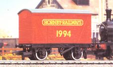 Hornby Railways 1994 Closed Van