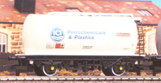 ICI Petrochemicals And Plastics Tank Wagon (TAA)
