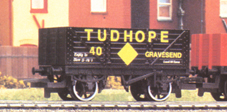 Tudhope Of Gravesend 7 Plank Open Wagon