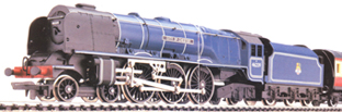 Coronation Class 8P Locomotive - City Of Chester