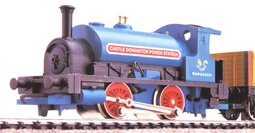 Castle Donington Power Station 0-4-0ST Locomotive - Powergen
