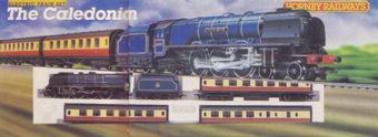The Caledonian Train Set