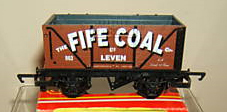 Fife Coal End Tipping Wagon