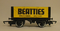 Beatties 7 Plank Wagon