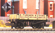 E. Turner & Son 3 Plank Wagon