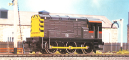 Class 08 0-6-0 Diesel Electric Shunter
