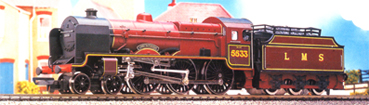 Patriot Class Locomotive - Lord Rathmore