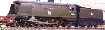 Battle Of Britain Class Locomotive - Lord Beaverbrook