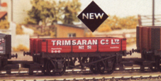 Trimsaran Co. Ltd 3 Plank Wagon