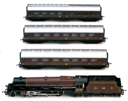 The Royal Scot (Princess Class - Princess Helena)
