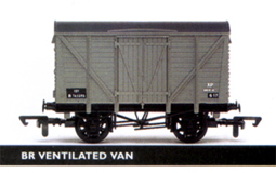 B.R. Ventilated Van
