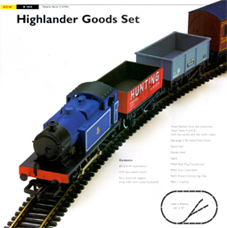 Highlander Goods Set