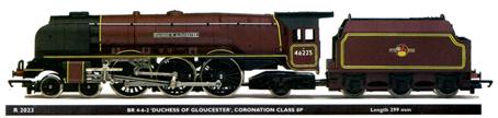 X6602 Hornby Spare Bogie Bracket for Class 8P