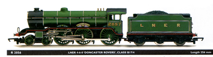 Class B17/4 Locomotive - Doncaster Rovers