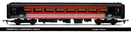 Virgin Mk.2 Composite Coach