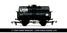 Lion Emulsions Ltd 12 Ton Tank Wagon