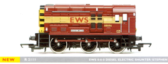 Class 08 Diesel Electric Shunter - Stephen Dent