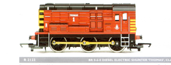 Class 08 Diesel Electric Shunter - Thomas