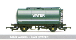 LWB (Water) Tank Wagon