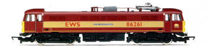 Class 86 Electric Locomotive - The Rail Charter Partnership