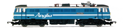 Class 86 Electric Locomotive - Crown Point