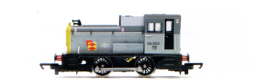 Class 06 Diesel Mechanical Shunter