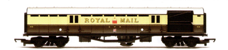G.W.R. Operating Royal Mail Coach Set