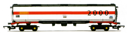 Hornby 2000 100 Ton Tanker - Special Millennium Edition